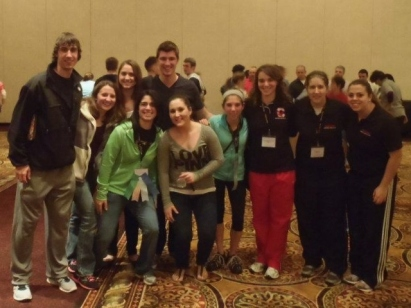 NYS AHPERD Conference 2011